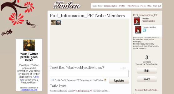Prof_Informacion_PR Twibe - Prof_Informacion_PR Twitter Users
